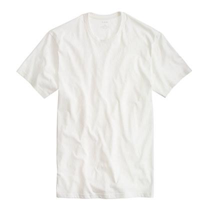 Two-pack crewneck undershirts