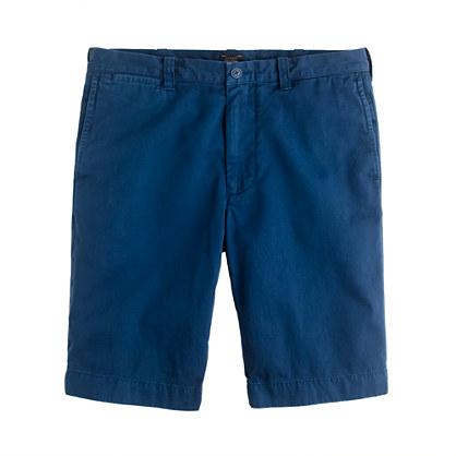 """10.5"""" Stanton short in garment-dyed cotton"""
