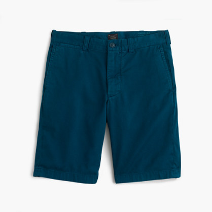 "10.5"" Stanton short in garment-dyed cotton"