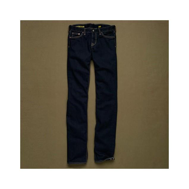 Matchstick jean in deep indigo wash