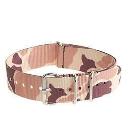 Camo watch strap