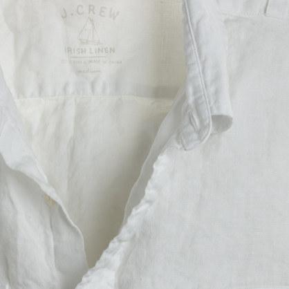 Baird McNutt linen camp shirt