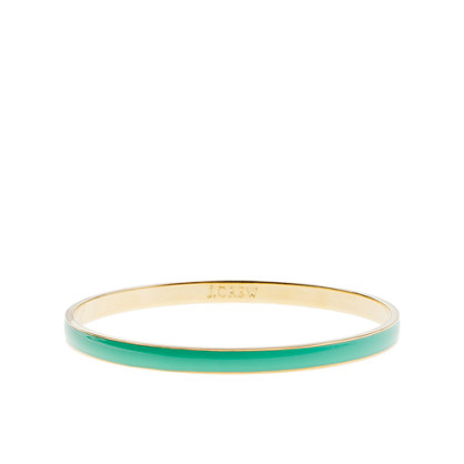 Classic thin bangle