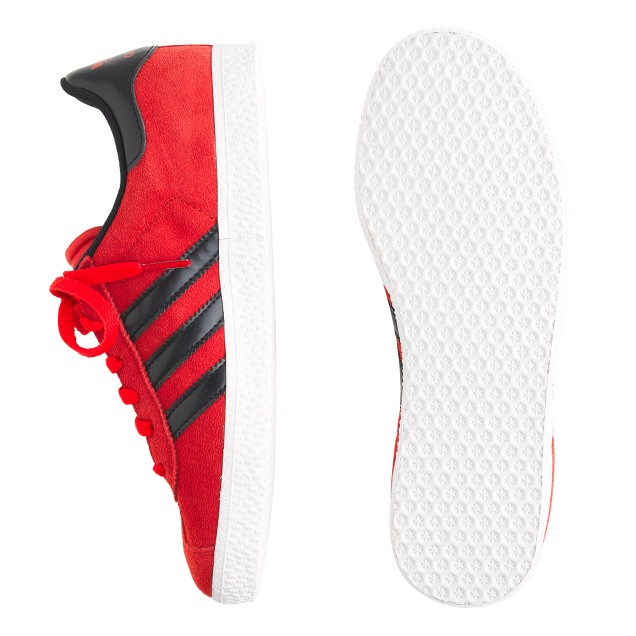 Kids' Adidas® gazelle sneakers in larger sizes