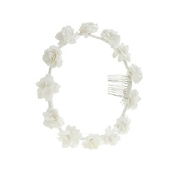 Girls' flower crown