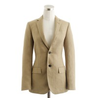 Collection women's Ludlow jacket in Irish linen