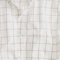Secret Wash shirt in open tattersall