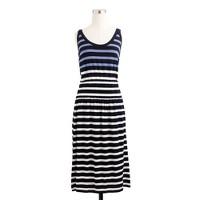 Kari dress in stripe