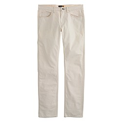 484 garment-dyed jean