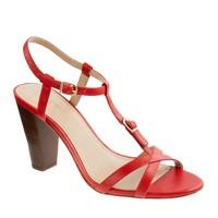 Cecelia high-heel buckle sandals