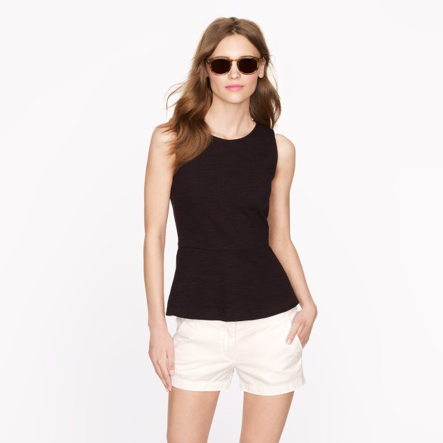 Ponte peplum top
