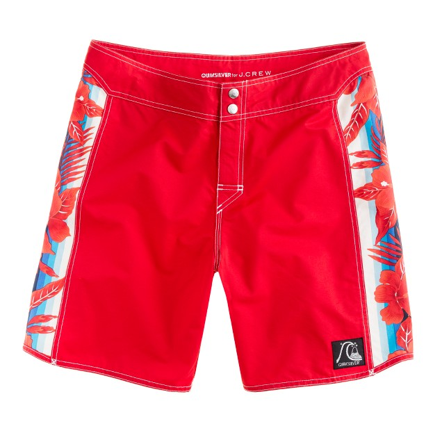 Quiksilver® for J.Crew board short in Quiksilver country print