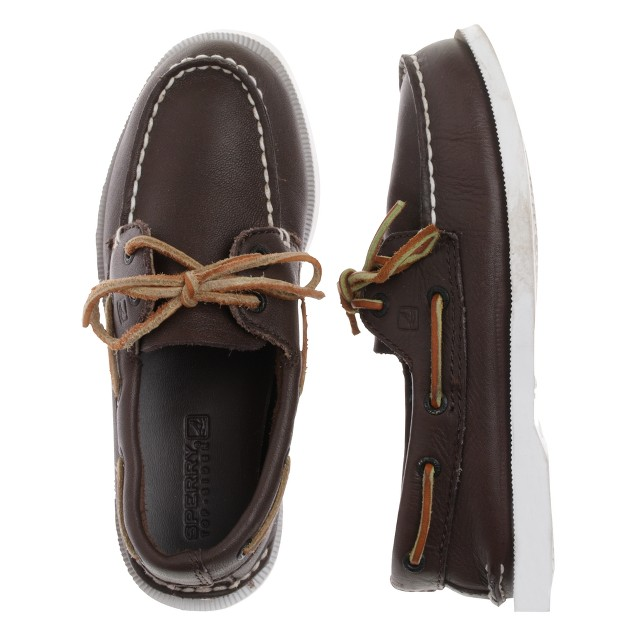 Boys' Sperry Top-Sider® boat shoes