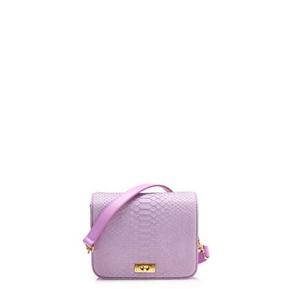 Mini Edie purse in python