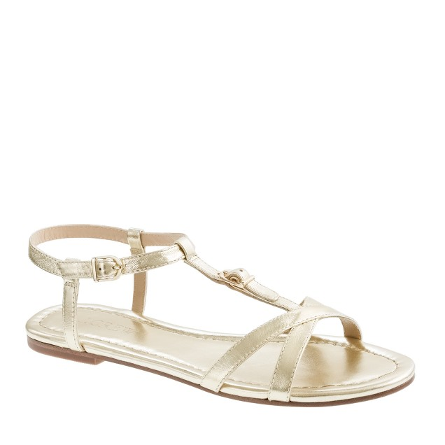 Cecelia buckle sandals
