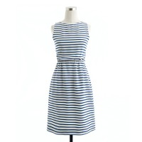 Dree dress in deck stripe