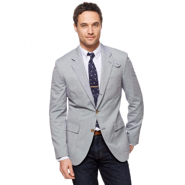 Oxford sportcoat in Ludlow fit