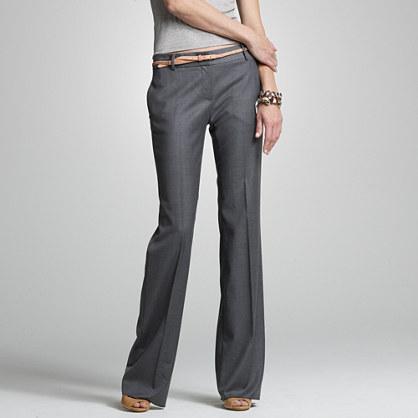 City-fit classic trouser in Super 120s