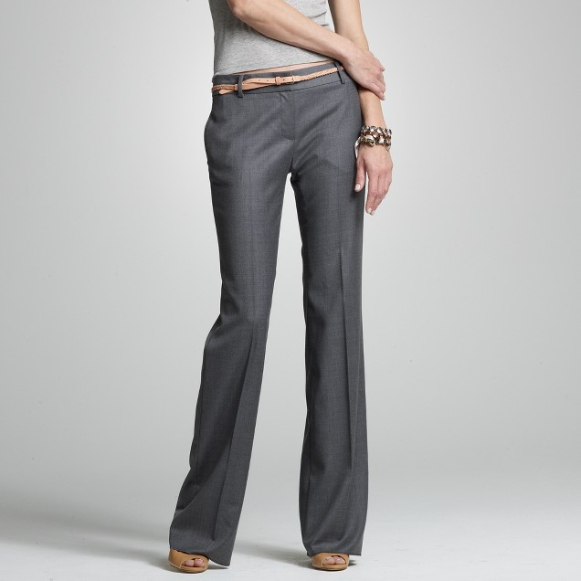City-fit classic trouser in Super 120s