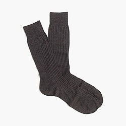 J. Crew Pantherella® merino dress socks