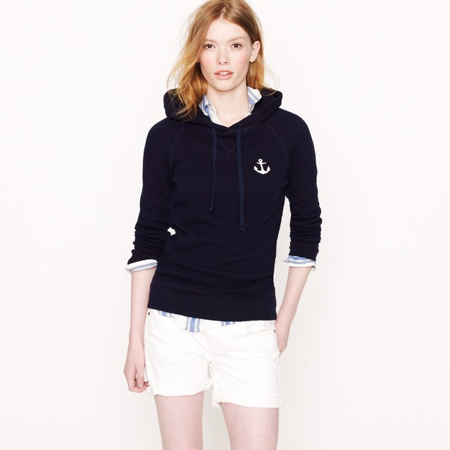 Anchor popover hoodie