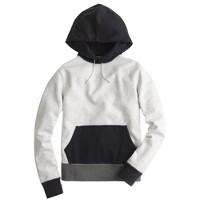 Wallace & Barnes contrast hoodie
