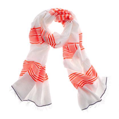 Lemlem® Hilansha gauze scarf
