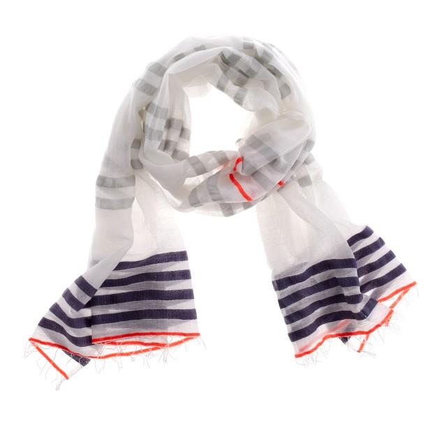 Lemlem® Gama gauze scarf