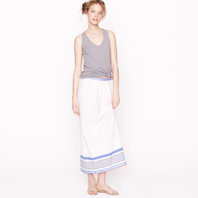 Lemlem® maxiskirt