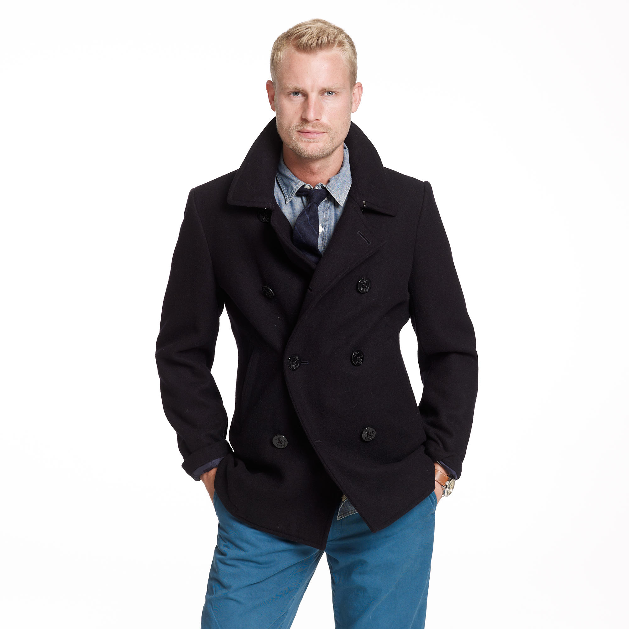 Authentic Pea Coats