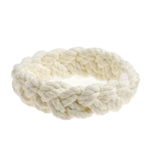 Kids' hand-braided Nantucket bracelet