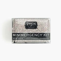 Pinch Provisions® Minimergency kit