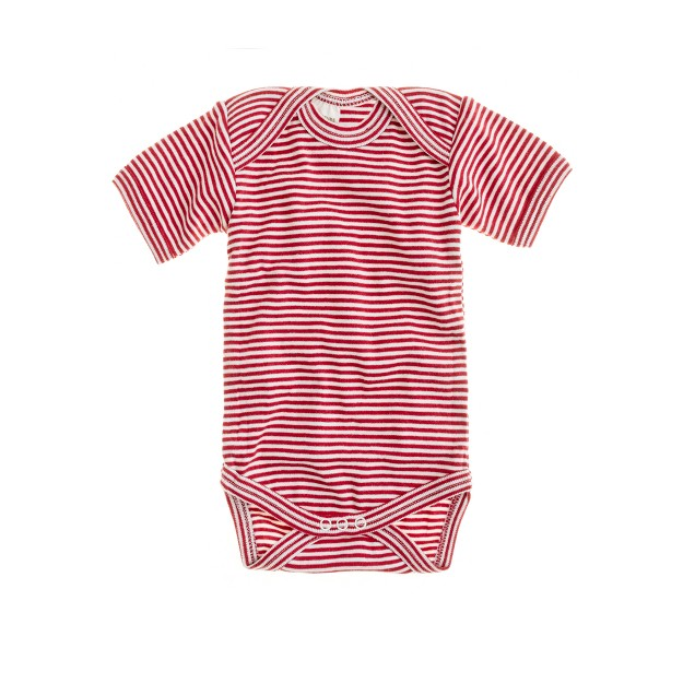 Nature Baby® for J.Crew short-sleeve one-piece