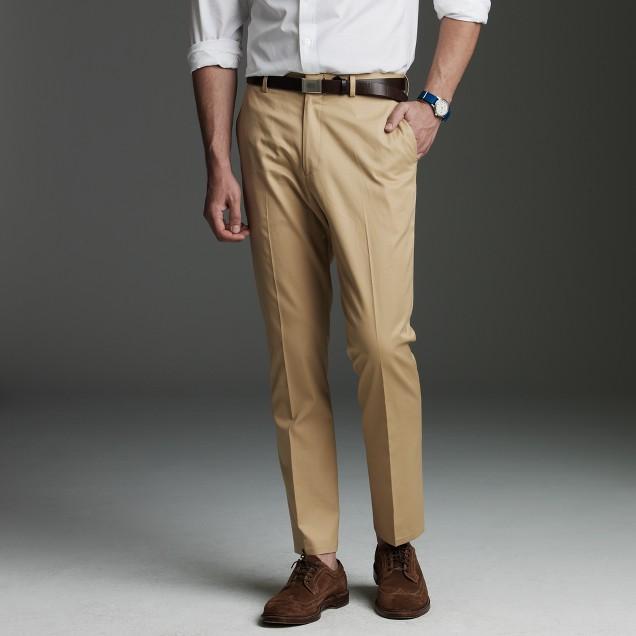 Aldridge suit pant in chino