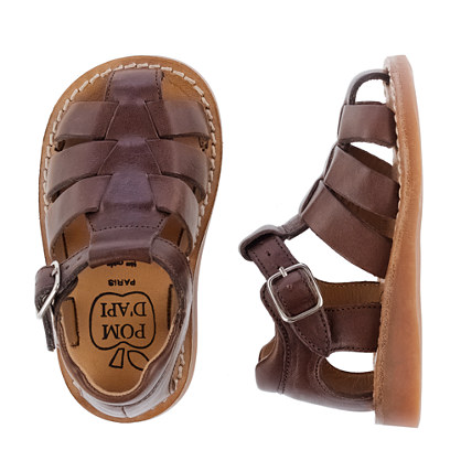 Pom d Api baby Yapo Papy sandals baby