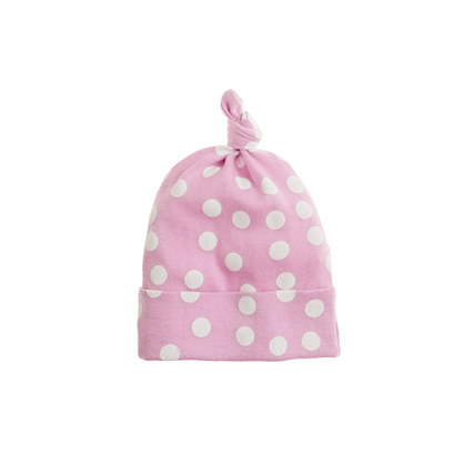 Nature Baby® for crewcuts knotted beanie