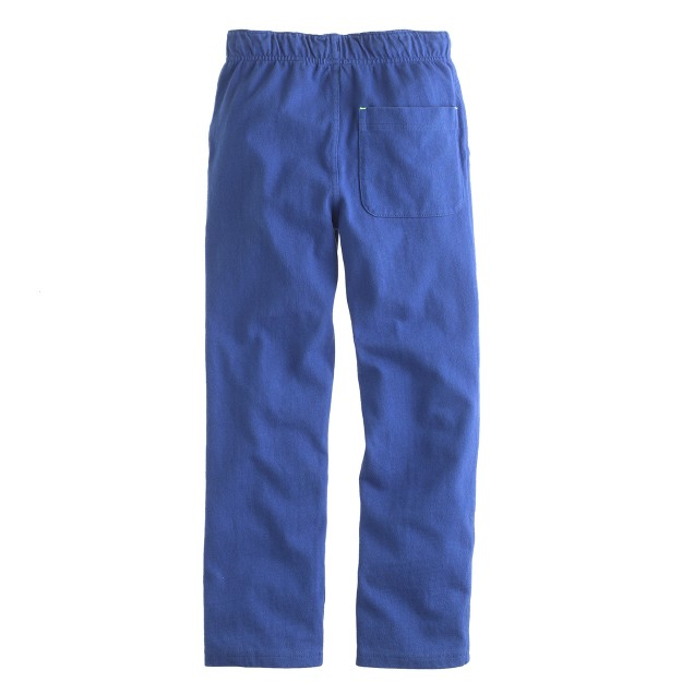Boys' pull-on camp sweatpant