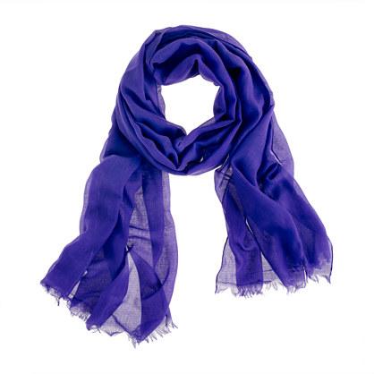 Italian summer scarf