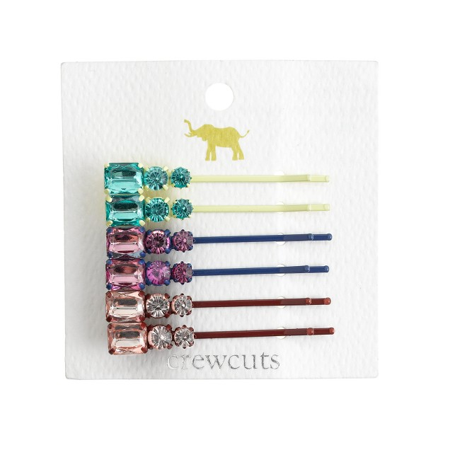 Girls' sparkle bobby pins