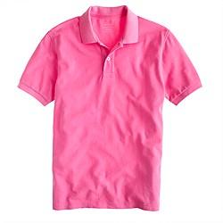 Classic piqué polo shirt