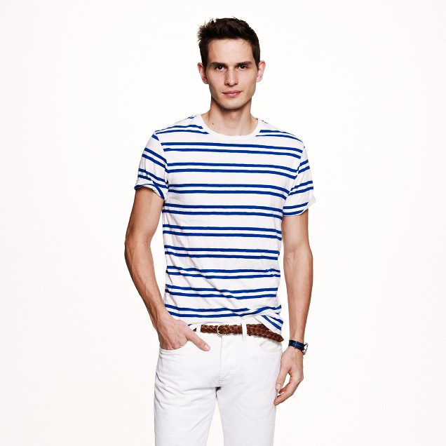 Double stripe tee