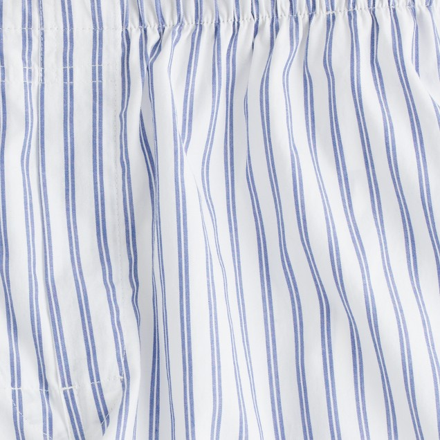 Double-stripe boxers