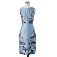 Collection hummingbird floral dress