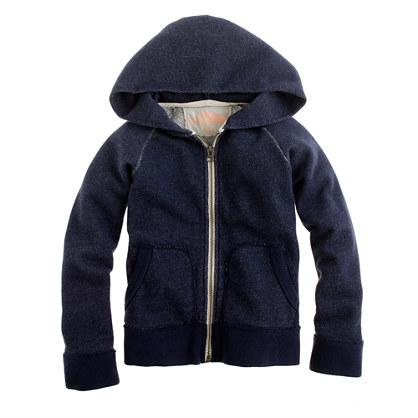Kids' hangout zip hoodie