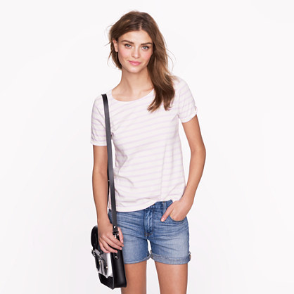Saint James® for J.Crew shrunken tee