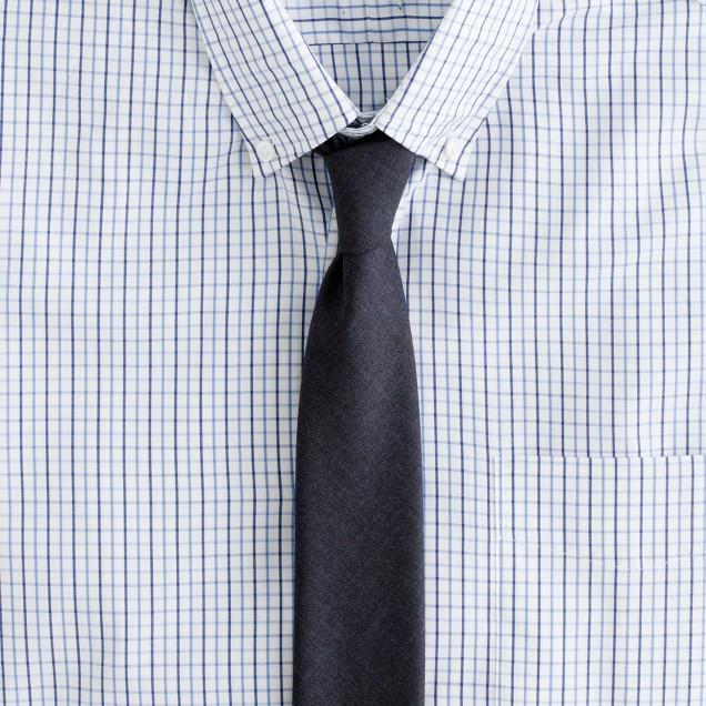 Thomas Mason® for J.Crew button-down dress shirt in tattersall