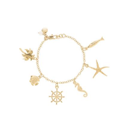 Girls' charm bracelet