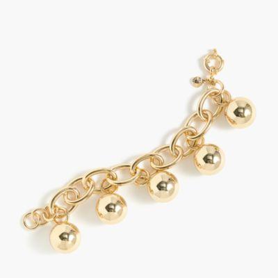 Orb charm bracelet