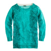 Tippi sweater in snake print