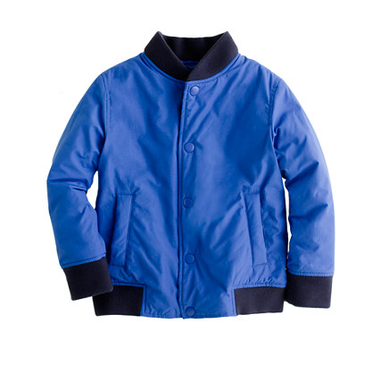 Boys' coach's jacket